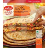 Mix veg paratha 4pces - HR