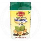 Mango pickle 1kg - SHEZAN