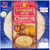 Chapattis 8pces - Elephant