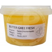 Ghee butter fresh 500g