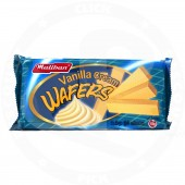 Biscuits wafers vanilla 90g...