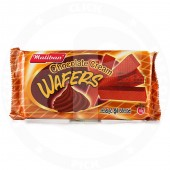Biscuits wafers chocolate...
