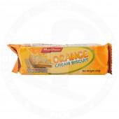 Biscuits orange cream 100g...