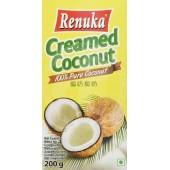 Coconut creamed 200g - Renuka