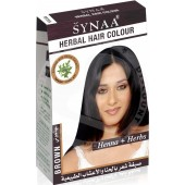 Hair color HERBAL Brown 60g...