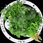 Methi leaves fresh 280g+