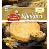 Khakra jeera (cumin) 180g