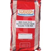 Red RAW rice 1kg - SUBASH