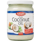 Coconut oil 500ml - Niharti