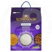 Basmati rice platinum 5kg -...