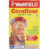 Cornflour 100g - Weikfield