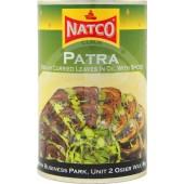 Patra in tin 400g - NATCO