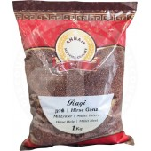 Ragi whole 1kg - ANNAM