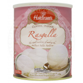 Rasgulla in tin 1kg - HR