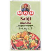 Sabji masala 100g - MDH