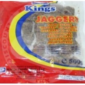 Jaggery cubes 500g - KING'S