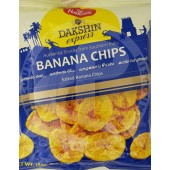 Banana chips salted DAKSHIN...