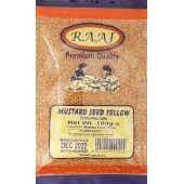 Mustard seeds yellow 100g -...