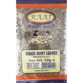 Mint leaves dried 10g - RAAJ