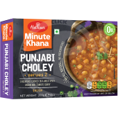 Punjabi choley 283g FROZEN...
