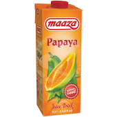 Papaya juice 1L - MAAZA