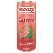 Guava juice in can 330ml -...