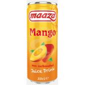 Mango juice in can 330ml -...