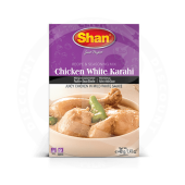 Chicken white karahi 40g