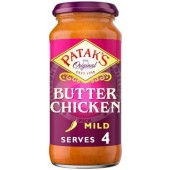 Butter chicken paste 450g -...