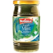 Mint chutney 335g - NATIONAL