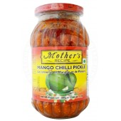 Mango & chilli pickle 500g...