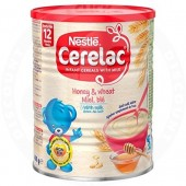 Cerelac wheat & honey 400g...