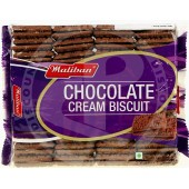 Biscuits chocolate cream...