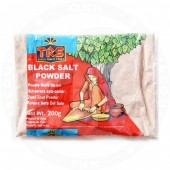Salt black 200g - TRS