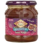 Mango chutney sweet 340g -...