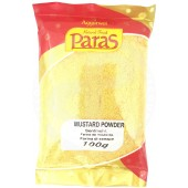 Mustard powder 100g - PARAS