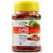 Mango sliced pickle 300g - MTR