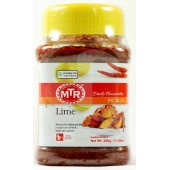 Lime pickle 300g - MTR