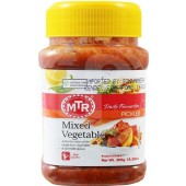 Mixed vegetable pickle 300g...