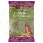 Moong beans whole 500g - TRS