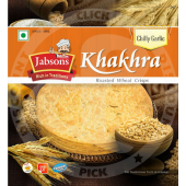 Khakra chilli & garlic 180g...