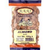Almond kernels 100g - TRS