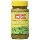 Green chilli pickle 300g -...