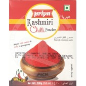 Kashmiri chilli powder 200g...
