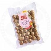 Sesame balls (gud ladoo)...