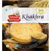 Khakra ajwain 180g - JABSON'S