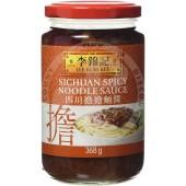Sauce spicy noodle sichuan...