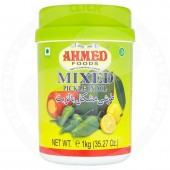 Mixed pickle 1kg - Ahmed