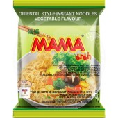 Instant noodles vegetables...