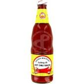 Sauce hot chilli 600g -...